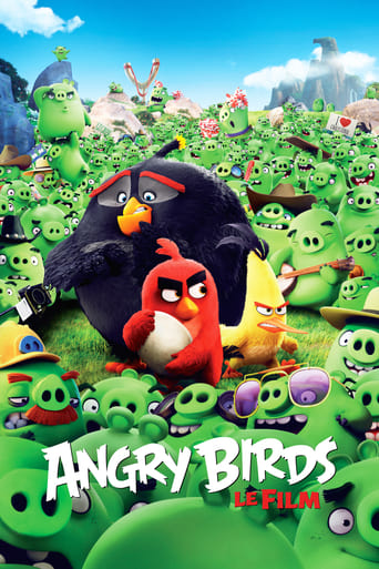 Angry Birds : le film (The Angry Birds Movie)