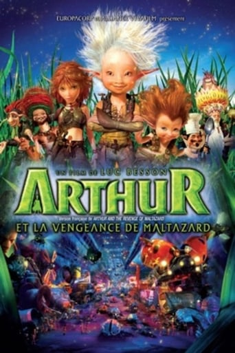 Arthur et la vengeance de Malthazard (Arthur and the Invisibles 2: the Revenge of Maltazard)