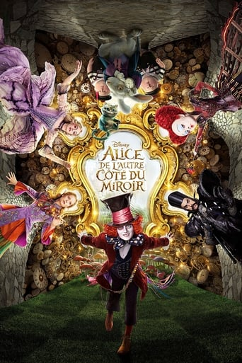 Alice de l'autre côté du miroir (Alice Through the Looking Glass)