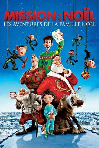 Mission : Noël – Les Aventures de la famille Noël (Arthur Christmas)