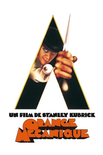 Orange Mécanique (A Clockwork's Orange)