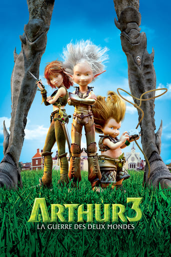 Arthur 3 : La guerre des deux mondes (Arthur 3: The War of the Two Worlds)