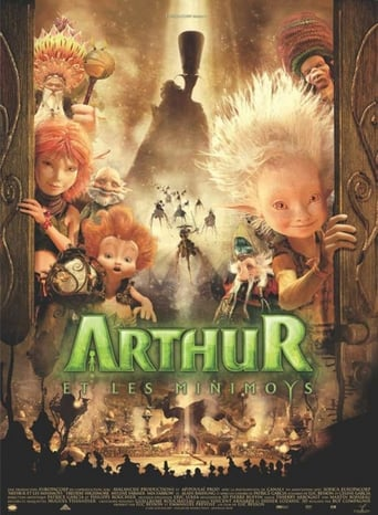 Arthur et les Minimoys (Arthur and the Invisibles)