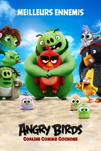 Angry Birds, Copains comme cochons (The Angry Birds Movie 2)