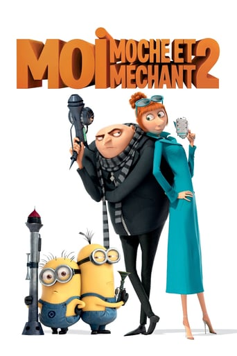 Moi, Moche et Méchant 2 (Despicable Me 2)