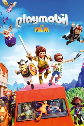 Playmobil, le film (Playmobil: the movie)