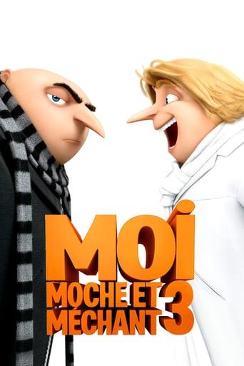 Moi, Moche et Méchant 3 (Despicable Me 3)