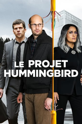 The Wall Street Project (The Hummingbird Project)