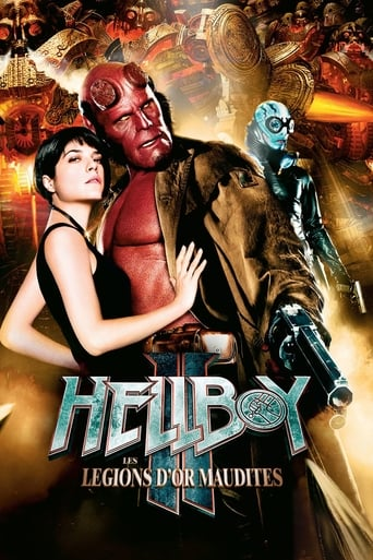 Hellboy II : les légions d'or maudites (Hellboy II: The Golden Army)