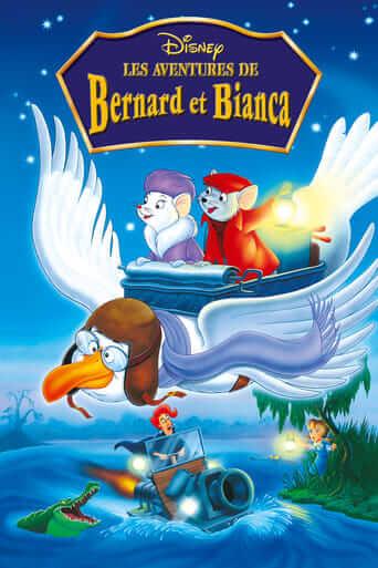 Les aventures de Bernard et Bianca (The Rescuers)
