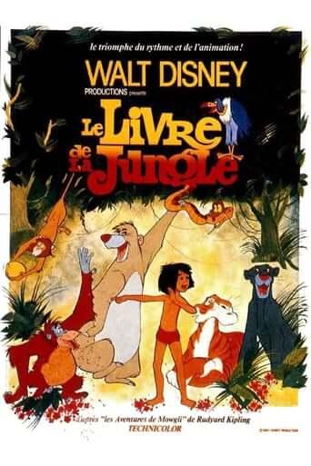 Le Livre la Jungle (The Jungle Book)