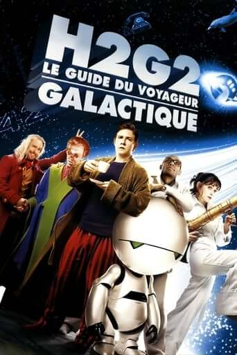 H2G2 : Le Guide du voyageur galactique (The Hitchhiker's Guide to the Galaxy)