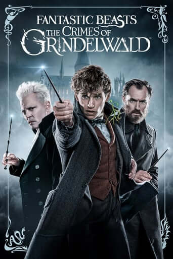 Les Animaux Fantastiques : Les crimes de Grindelwald (Fantastic Beasts: The Crimes of Grindelwald)