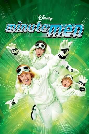 Minutemen, les Justiciers du temps