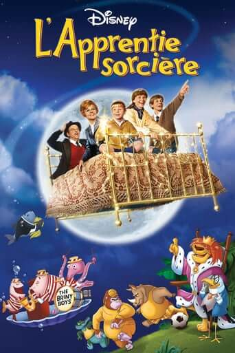 L'apprentie sorcière (Bedknobs and Broomsticks)