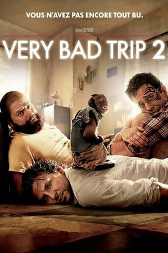 Very Bad Trip 2 (The Hangover part II)
