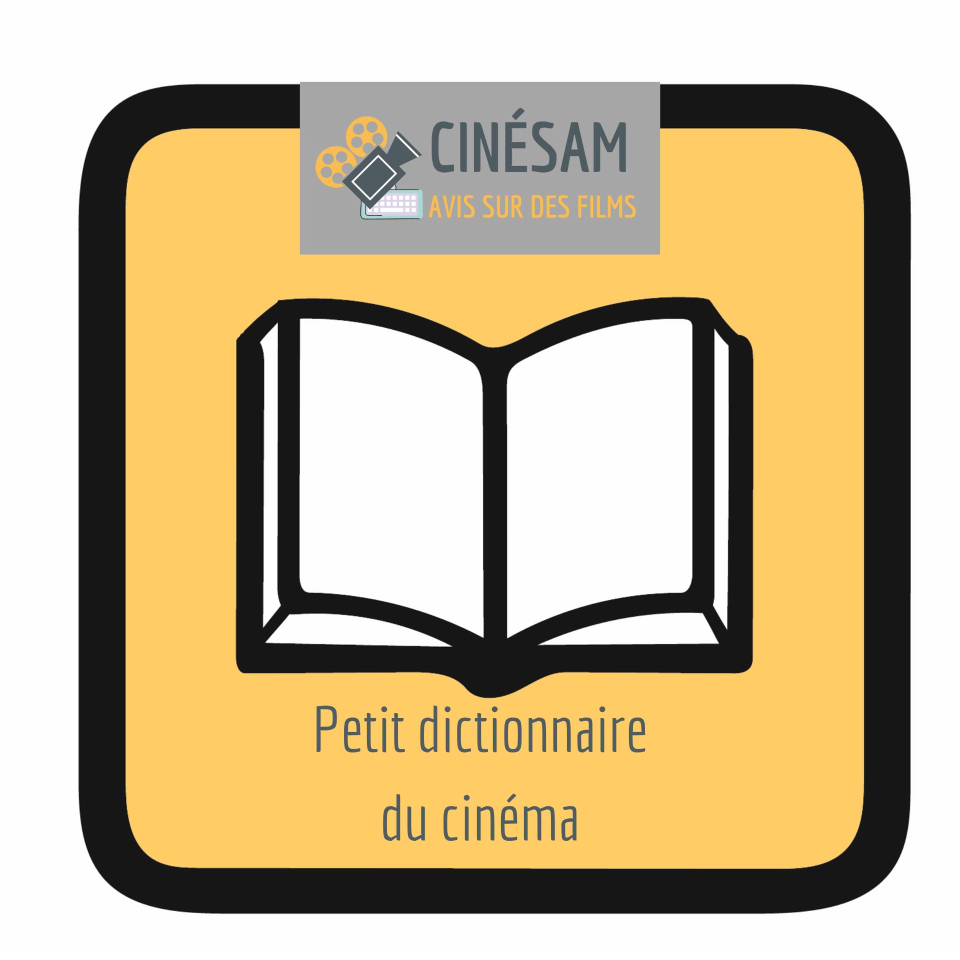 Petit dictionnaire du cinéma