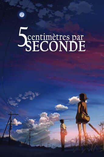 5 centimètres par seconde (秒速5センチメートル)