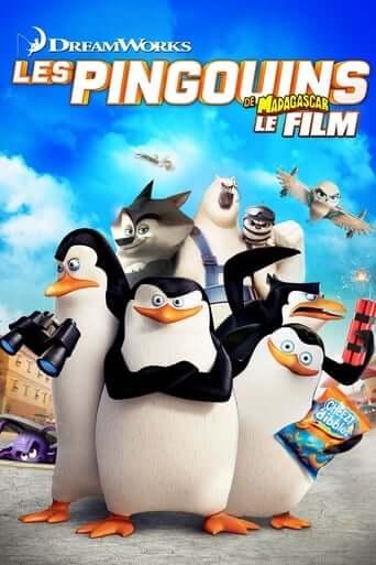 Les Pingouins de Madagascar (Penguins of Madagascar)