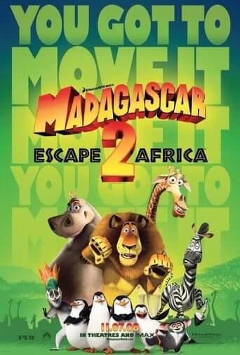 Madagascar 2 (Madagascar : Escape 2 Africa)