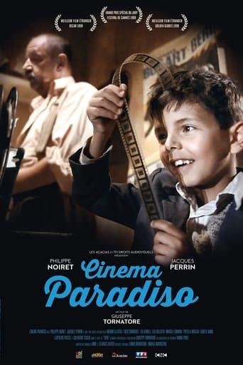 (Nuovo) Cinema Paradiso